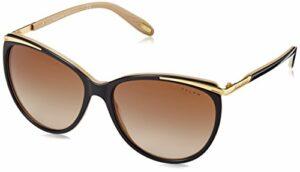 Ralph 0Ra5150 109013 59 Montures de lunettes, Noir (Black/Nude/Brown Gradient), Femme