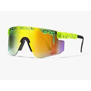 Z87 Lunettes de soleil pour cyclisme, baseball, pêche, ski, course à pied, golf C34