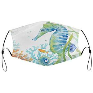 Best-design Seahorse Masque UV pour la pêche, la chasse, la course à pied, le ski