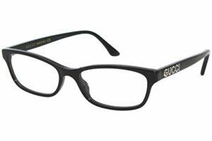 Gucci Lunettes de Vue GG0730O Black 50/16/140 femme