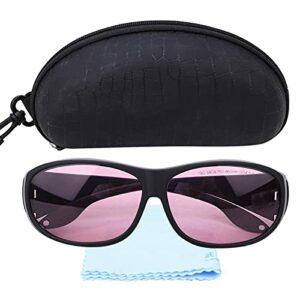 Lunettes de sécurité Protection des yeux, lunettes de sécurité T6-4 Lunettes de protection des yeux pour le travail infrarouge