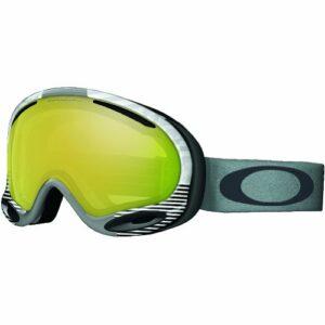 Oakley A-Frame 2.0 Masque de Ski/Snowboard SW Signature White/24K Irid