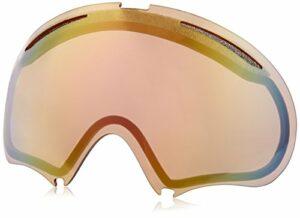 Oakley A-Frame 2.0 VR50 Lentille de Remplacement pour Masque de Ski/Snowboard Mixte Adulte, Rose
