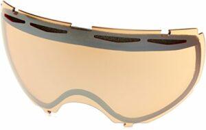 Oakley Canopy Lentille de Remplacement pour Masque de Ski/Snowboard Black Iridium