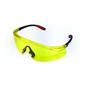 Oregon Q525250 Lunettes de protection jaunes teinté