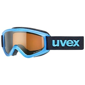 uvex Speedy Pro lunettes de ski Mixte Adulte, Blue, Taille Unique
