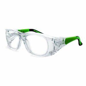 Varionet – Lunettes de Protection Adaptée à la Vue Varionet Safety – Vision et Protection Oculaire pour Presbytie – Correction Multifocale de 30 cm à 1 mètre – Correction + 1.5 – Normes CE