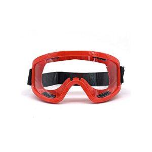 CZFSKCZ Masque de Ski, Gogles de Moto, Lunettes de Snowboard pour Hommes Femmes (Color : E)