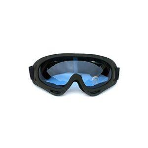 CZFSKCZ Masque de Ski, Gogles de Moto, Lunettes de Snowboard pour Hommes Femmes (Color : F)