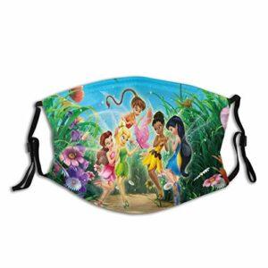 Disney Fairy Masque UV pour la pêche, la chasse, la course à pied, le ski