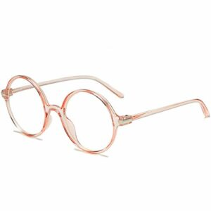 Lunettes 3pcs femmes femmes classiques transparentes ronds anti rayons bleu lunettes transparent objectif optique lunettes lunettes lunettes lunettes lunettes Lunettes De Blocage De Lumière Bleue
