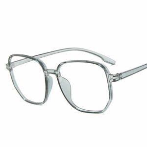 Lunettes 3pcs unisexe anti-rayons bleu lunettes d'ordinateur Femmes vintage rond mon jeux lunettes hommes anti-oeil lyestrain blocking lunettes Lunettes De Blocage De Lumière Bleue (Size : Blue)