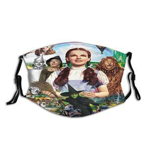 Masque UV Le Magicien d'Oz pour la pêche, la chasse, la course à pied, le ski