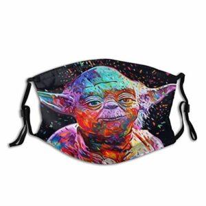 Masque UV Master Yoda pour la pêche, la chasse, la course à pied, le ski