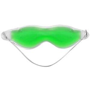 PPuujia 1 masque de sommeil en gel pour les yeux – Protection des yeux – Aide à éliminer les cernes (couleur : 02)