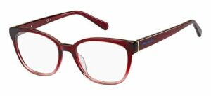 Tommy Hilfiger Lunettes de Vue TH 1840 Red 52/18/145 femme