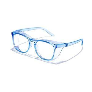 DIANZI Lunettes de sécurité anti-buée, anti-pollen, anti-lumière bleue, lunettes de sécurité anti-soleil