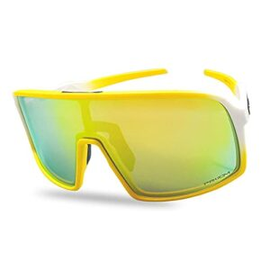 Gosunfly Lunettes d'équitation en plein air pour vélo lunettes de sport anti-poussière-C