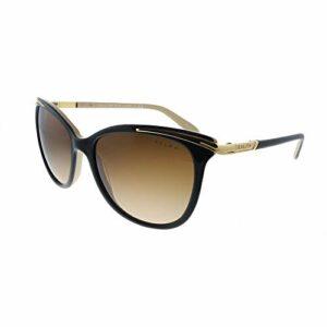 Ralph Lauren 0ra5203 109013 54 Montures de lunettes, Noir (Black Nude/Brown Gradient), One size (lot de 5) Femme