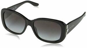 Ralph Lauren 0Rl8127B 50018G 55 Montures de lunettes, Noir (Black/Gray Gradient), Femme