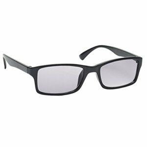 The Reading Glasses Lunettes de Lecture Noir Soleil UV400 Designer Style Hommes/Femmes S92-1 +2,50
