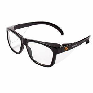 Kleenguard 49309 Maverick Lot de 12 protections oculaires Noir