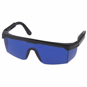 MERIGLARE Soudure Coupage Lunettes de Sécurité pour Soudeurs Protection Oculaire GlasseS – Bleu