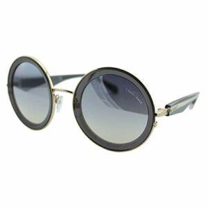 Roberto Cavalli☛ Monterotondo RC1092 20C Lunettes de soleil rondes effet miroir pour femme 54 mm