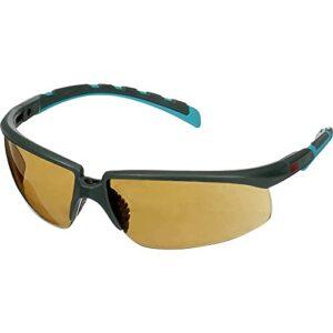 3M 3M-OO-SOLUS2005 Lunettes de protection pour les yeux et le visage Taille universelle Marron