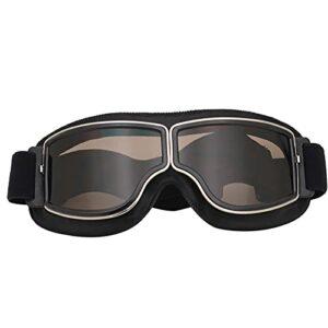 Lunettes De Ski Masques Snowboard,Motoneige Moto Lunettes Ski Goggles Protection Lunettes Lens Anti-poussière, UV Protection,Anti-Buée, Coupe-Vent pour (Style 13,Taille Unique)
