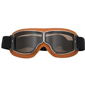 Lunettes De Ski Masques Snowboard,Motoneige Moto Lunettes Ski Goggles Protection Lunettes Lens Anti-poussière, UV Protection,Anti-Buée, Coupe-Vent pour (Style 15,Taille Unique)