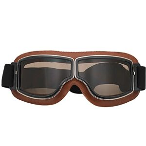 Lunettes De Ski Masques Snowboard,Motoneige Moto Lunettes Ski Goggles Protection Lunettes Lens Anti-poussière, UV Protection,Anti-Buée, Coupe-Vent pour (Style 17,Taille Unique)