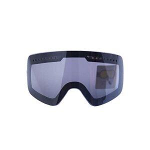 TCross Remplacer Les Lunettes magnétiques Définition Anti-Bog Hiver Hiver Snowmobile Goggles Patinage Lunettes de Ski Seulement des Lunettes de Ski (Couleur : A)