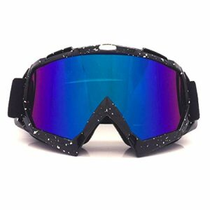 AVOA Masque de Ski Gogles de Moto en Plein air Cyclisme Sport de Ski Hors Route VTT Verres de Course de vélo de saleté for Lunettes de Motocross Masques et Lunettes (Color : 0330)