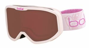 Bollé Inuk Masques de ski Bébé unisexe Extra Small, Pink Princess Matte/Rosy Bronze Cat.3