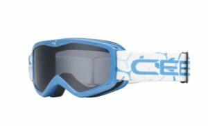 Cébé – TELEPORTER – Masque de Ski – Mixte Enfant – Bleu – XS