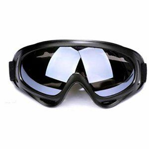 Jabroyee Chaîne de vélo portable pour sports de plein air, lunettes de snowboard, motoneige, lunettes de ski, cyclisme