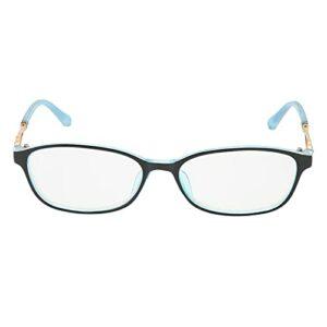 Lunettes de lecture, lunettes de lecture simples et élégantes à la mode pour hommes femmes pour activités de plein air pour voyage à domicile pour personnes âgées(+400)