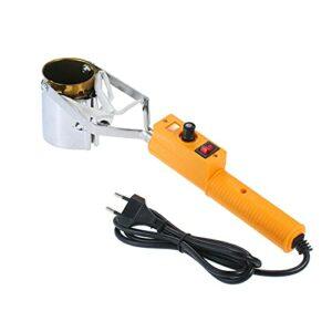 Staright Portable en alliage de e étain four température réglable étain pot de soudure étain haute puissance étain four de fusion petit étain plongeur four pour ménage et électriciens SWDT98-B 250 W