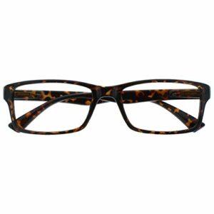 The Reading Glasses Marron Écaille Courte Vue Lunettes Distance Pour Myopie Designer Style Hommes Femmes M92-2 -2,50